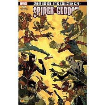 Spider-GeddonFresh Start