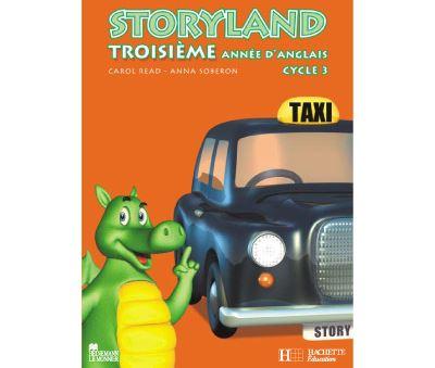 Storyland Anglais Cycle 3 - CD audio 3e année - Ed.2007
