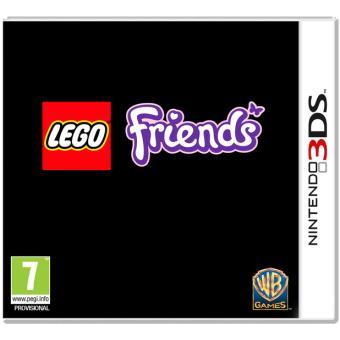 Lego friends 3ds jeux vid o achat prix fnac - Jeux lego friends gratuit ...