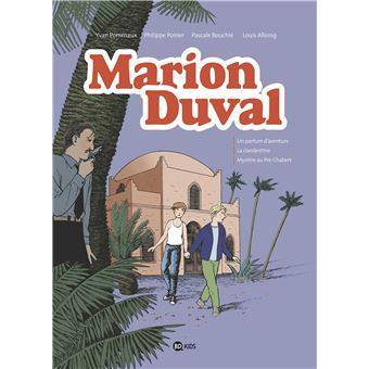 Marion DuvalMarion Duval intégrale