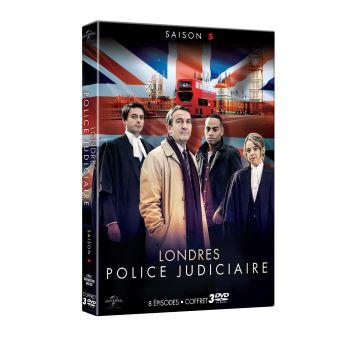 Londres, police judiciaireLondres, Police Judiciaire Saison 5 DVD