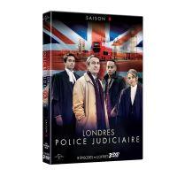 Londres, Police Judiciaire Saison 5 DVD