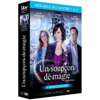 Un soupçon de magieCoffret Un soupçon de magie L'intégrale DVD