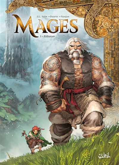 Mages - Aldoran - tome 1