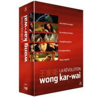 Wong Kar-Wai Coffret 5 DVD
