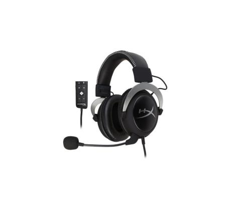Casque Gaming HyperX Cloud II Gun Metal Gris