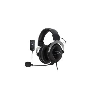 Casque Gaming Kingston HyperX Cloud II Gun Metal Gris