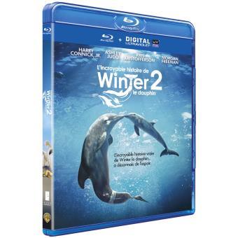 L'Incroyable histoire de Winter le dauphin - Blu-ray