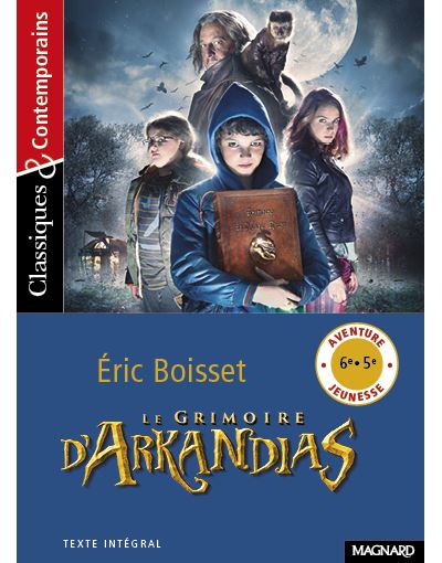 le grimoire darkandias