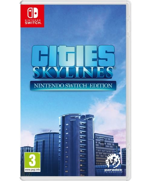 Cities Skylines Nintendo Switch