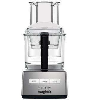 magimix 18591f robot multifonction cs 5200 xl chrome mat achat prix fnac. Black Bedroom Furniture Sets. Home Design Ideas