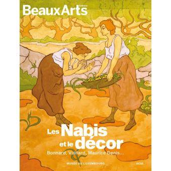 Les nabis et le decor. bonnard, vuillard, maurice, denis...