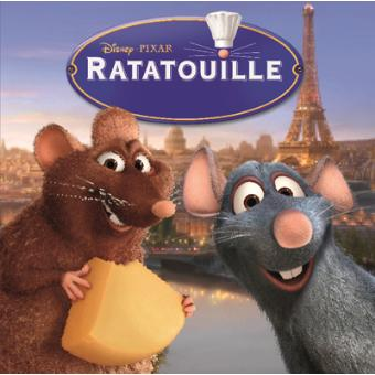 RatatouilleRatatouille - disney monde enchante