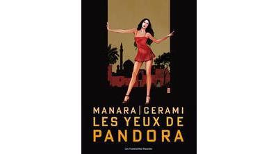 Les Yeux de Pandora - 9782731646177 - 5,99 €