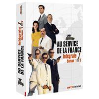 Coffret Au service de la France Saisons 1 et 2 DVD