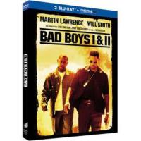 Coffret Bad Boys 2 films Blu-ray