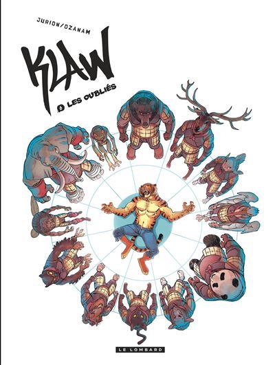 Klaw - Les Oubliés