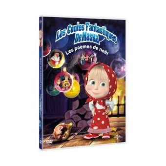 Contes fantastiques de MashaContes fantastiques de Masha Volume 1 Les poèmes de Noël DVD