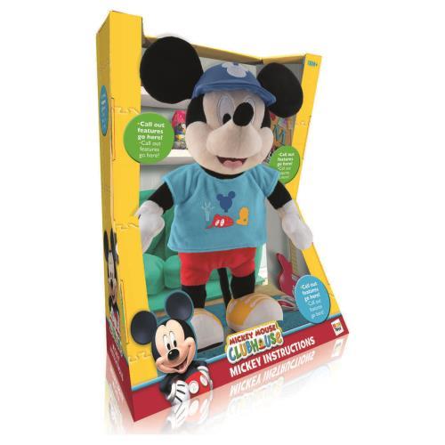 Mickey Disney Mon Peluche Ami Interactive eWID2YEH9