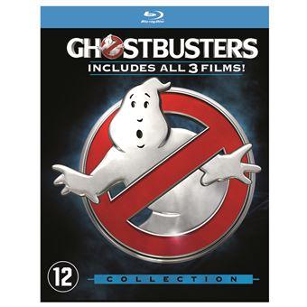 GHOSTBUSTERS 1-2-3 2016-BIL-BLURAY