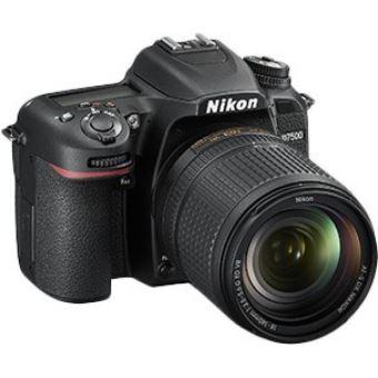 Nikon SLR Camera D7200/18-105mm + SD 16GB + Bag