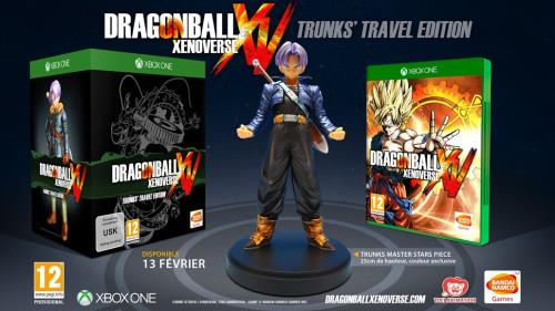 Dragon Ball Xenoverse Collector Xbox One
