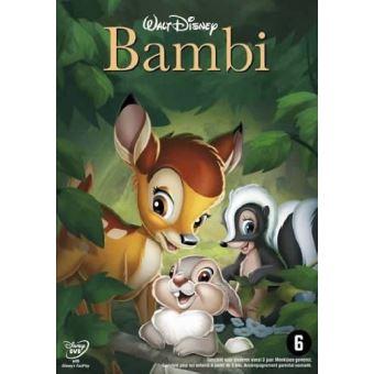 Bambi Dvd-BIL