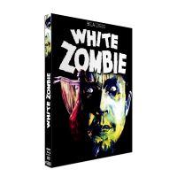 White Zombie Combo Blu-ray DVD