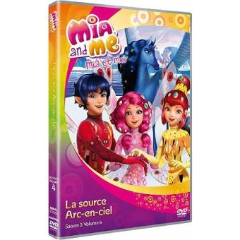 Mia et moi mia and me mia et moi la source arc en ciel - Mia et moi saison 2 ...