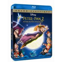 Peter Pan 2 : Retour au Pays imaginaire - Blu-Ray