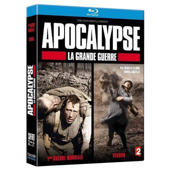 ApocalypseCoffret Apocalypse : La Grande Guerre Edition limitée Blu-ray