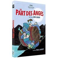 La Part des anges DVD