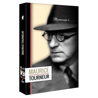 Hommage à Maurice Tourneur Coffret 4 DVD
