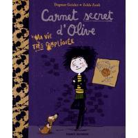 Le carnet secret d'Olive