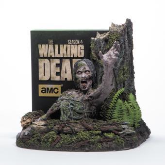 The Walking DeadCoffret intégral de la Saison 4 Blu-Ray Coffret Edition Ultime Limitée