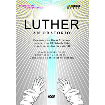 Luther An Oratorio DVD