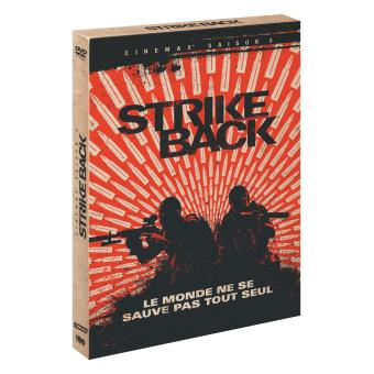 Strike BackCoffret intégral de la Saison 3  DVD