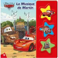CARS - LA MUSIQUE DE MARTIN
