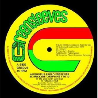Augustus Pablo Presents: El Rockers Chapter I To IV