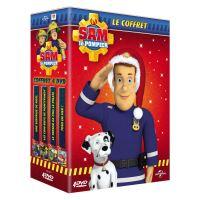 Coffret Sam le pompier 4 Volumes DVD