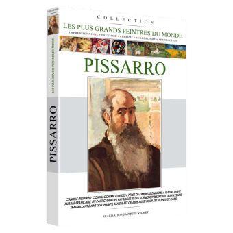 Les plus grands peintres du monde : Camille Pissarro DVD