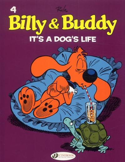 Billy & Buddy - tome 4 It's a dog's life