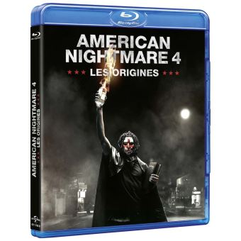 American NightmareAmerican Nightmare 4 Les Origines Blu-ray