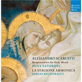 Responsories For Holy Week Holy Saturday Inclus un livret de 28 pages