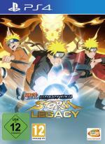 Naruto Shippuden Ultimate Ninja Storm Legacy PS4