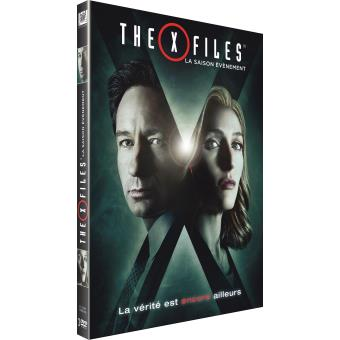 The X-filesX-Files La Saison Evènement DVD
