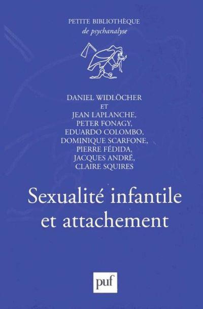 Sexualité infantile et attachement - 9782130806103 - 14,99 €