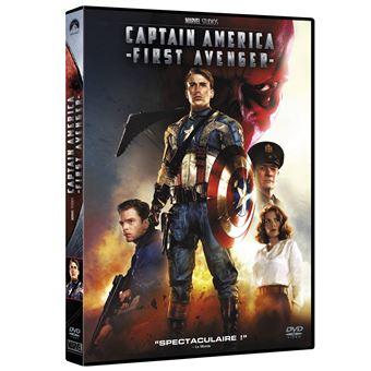 Captain AmericaCaptain America : The First Avenger DVD