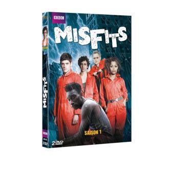 MisfitsMisfits Saison 1 DVD