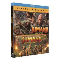 Coffret Jumanji Blu-ray